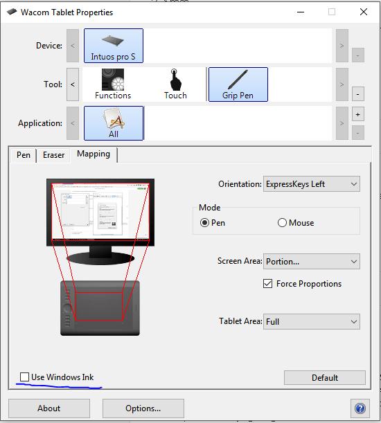 Cursor glitch while drawing - CLIP STUDIO ASK