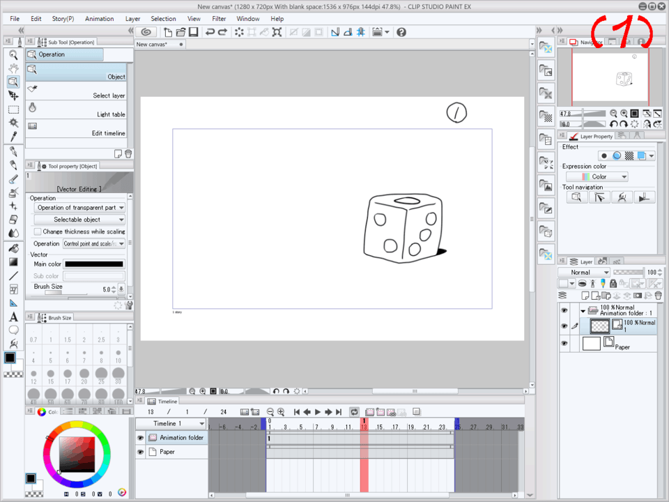 PLZ HELP how do i add a frame in animation ( read desc ) - CLIP ...