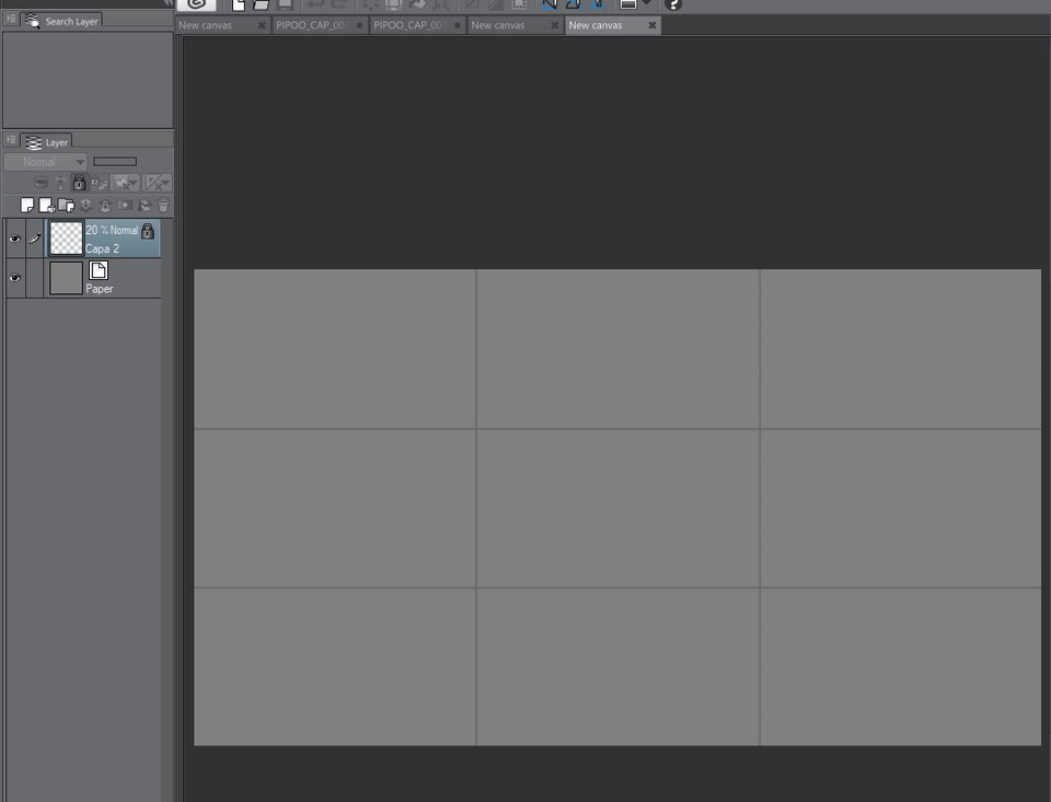 how do i make a rule of thirds ruler clip studio ask