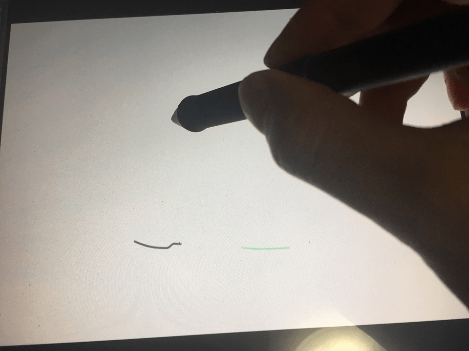 Pointer misalignment in the canvas (XP-PEN Artist 16Pro