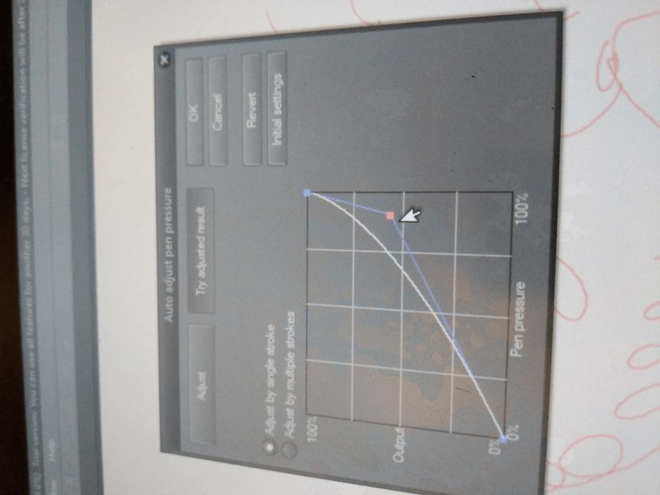 Pen Pressure Not Working (Huion GT-191) - CLIP STUDIO ASK