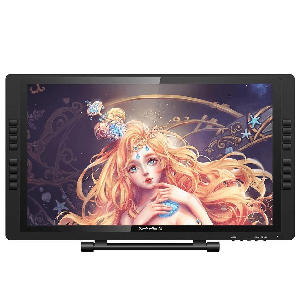 Display Tablet : Wacom CINTIQ 22HD VS XP-Pen Artist 22E